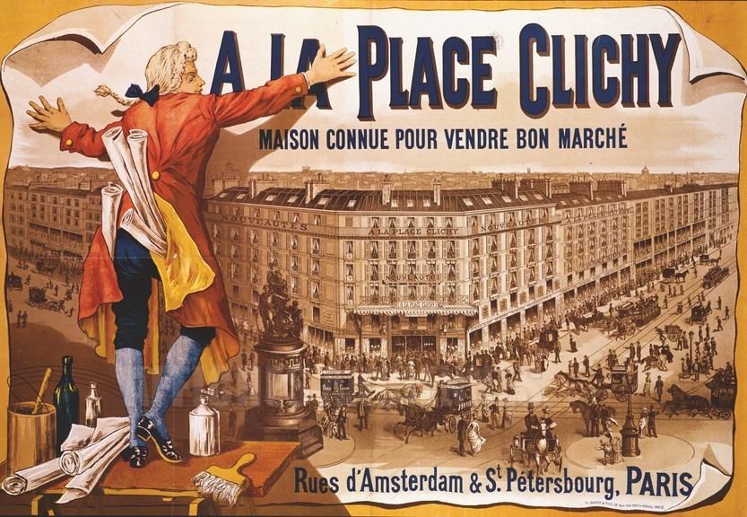 Vintage Poster Bank 105
