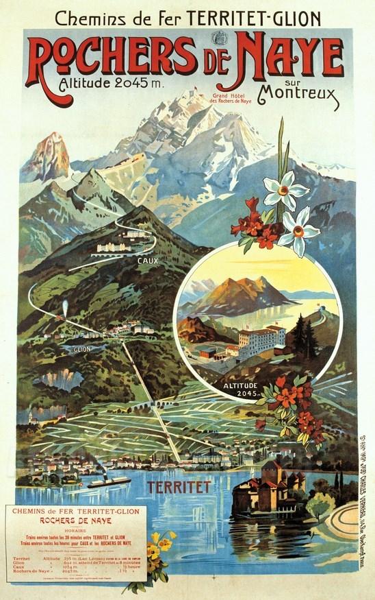 Vintage Poster Bank 81