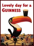 AFFICHE BIERE GUINNESS