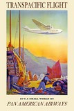 affiche pan american