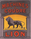 machine a coudre Lion